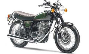 Televideo Yamaha Sr500 E Kawasaki W650