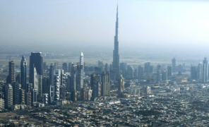 Televideo a dubai il grattacielo pi alto del mondo for Il grattacielo piu alto del mondo