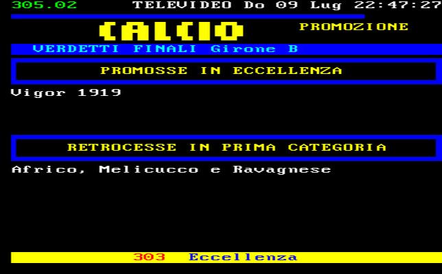 Campionato di Calcio Promozione Girone B  Calabria (Dilettanti) Calabrese 2010-2011-Risultati-Classifica