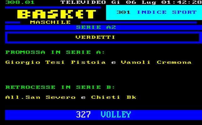 Molise Calcio Prima Categoria Girone A Risultati