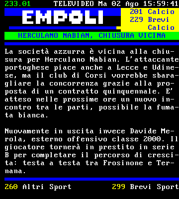 News Chievo