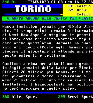News Torino